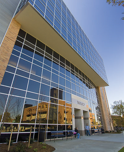 Photo of Chemistry Building